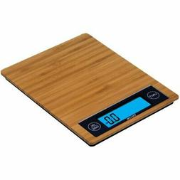 Natural Bamboo Kitchen Scale
