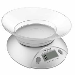 Etekcity Digital Food Scale and Multifunction Kitchen Weight