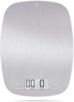 Digital Kitchen Everyday Food Cooking Scales Stainless Steel