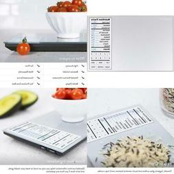 Digital Kitchen Food Scale Greater Goods Nourish and Portion