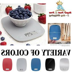 Digital Kitchen LCD Scale Food Cooking Weighing Scale Slim G