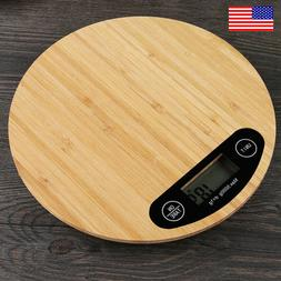 Digital Kitchen Scales 5kg Electronic LCD Display Balance Sc