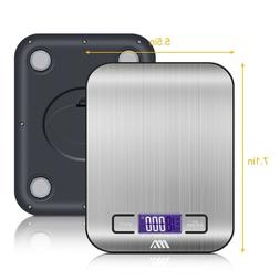 Etekcity Digital Multifunction Food Kitchen Scale Stainless