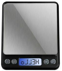 Digital Professional High Quality Scale Table Top 2000 x .1