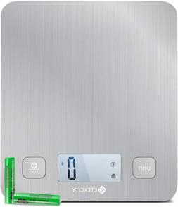 Etekcity Food Scale, Digital Kitchen Weight Grams and Ounces