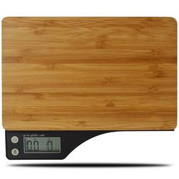 Kitchen Food Scale 11lbs/5kg Cooking & Baking Scale Digital