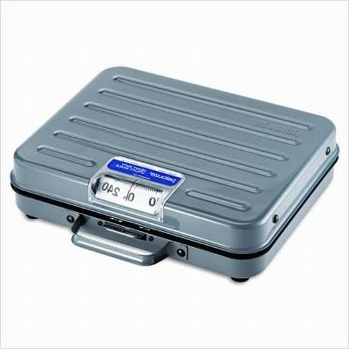 Rubbermaid Commercial Briefcase Mechanical Receiving Scale,