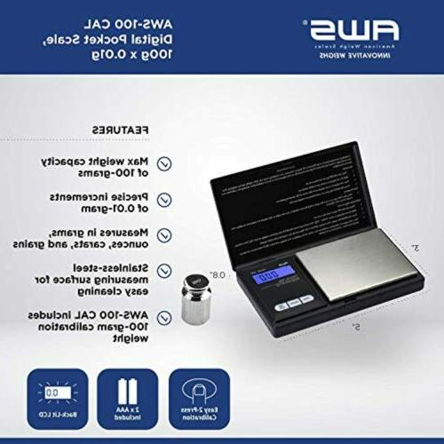 Digital Scale 0.1 to 600 grams