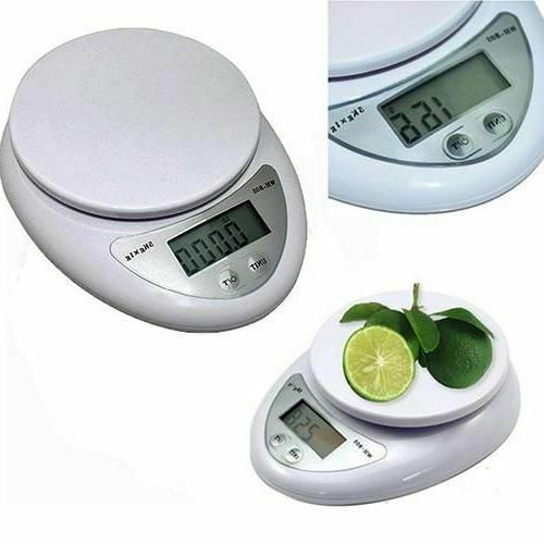 digital scales electronic food scale 1g 5kg