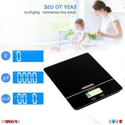 5 Touch Screen Glass Top Postal 11Lbs Food Diet