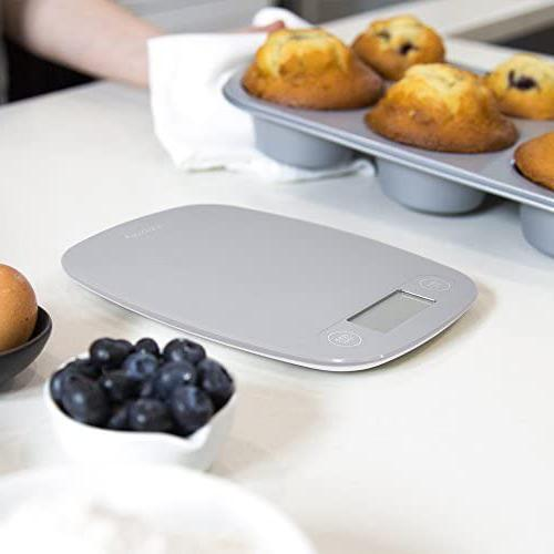 GreaterGoods Kitchen Scale, Multifunction Scale Measures in Grams