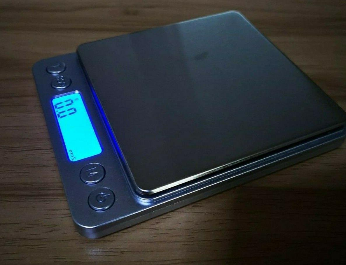 KITCHEN SCALE, JEWELRY