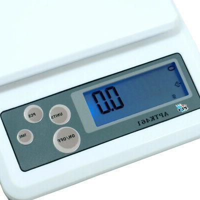 3000g x Precision Digital for Kitchen Shipping Parts Counting