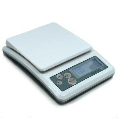 3000g x 0.1g Digital Scale Jewelry Kitchen Shipping Parts