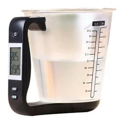 Measuring Cup Kitchen Scales Digital Beaker Libra Electronic