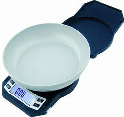 NEW American Weigh Digital Kitchen Scale Gray 500 x 0.01G  F