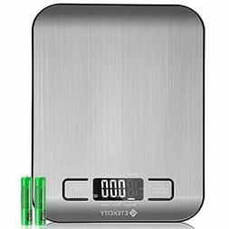 New Food Digital Kitchen Scale Weight Grams and Oz for for B