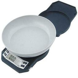 AMERICAN WEIGH SCALES-PRECISION KITCHEN DIGITAL SCALE WITH B