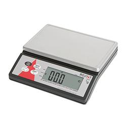Taylor Precision TE10R Digital 10 Lb. Portion Scale with S/S