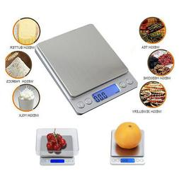 Digital Kitchen Scale Food Scale Gram Electronic Scale 0.1g